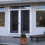 Security Screens (French Doors)