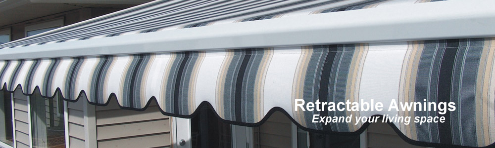 Okanagan Screens retractable awnings expand you living space