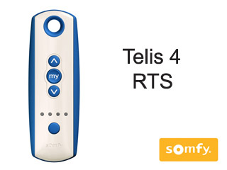 Somfy Telis 4 RTS control for retractable awnings